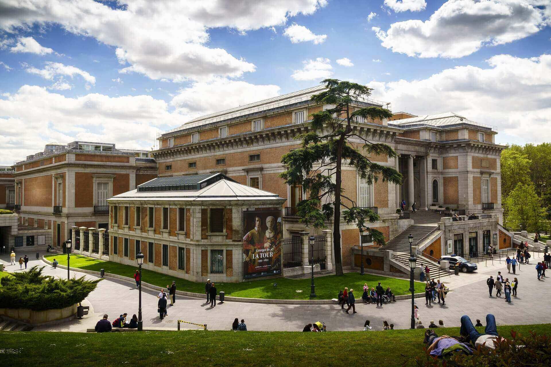 Museo del Prado, un referente del arte mundial