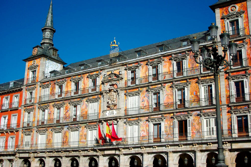 Plaza Mayor, un símbolo de Madrid