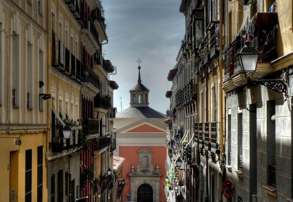 Lavapiés, multiculturalidad madrileña